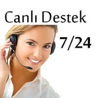 canlı destek hizmeti, 0534 847 0577