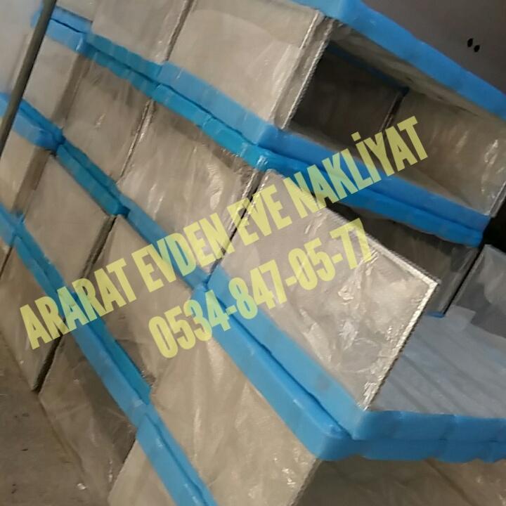 Ararat Nakliyat Hizmetimi